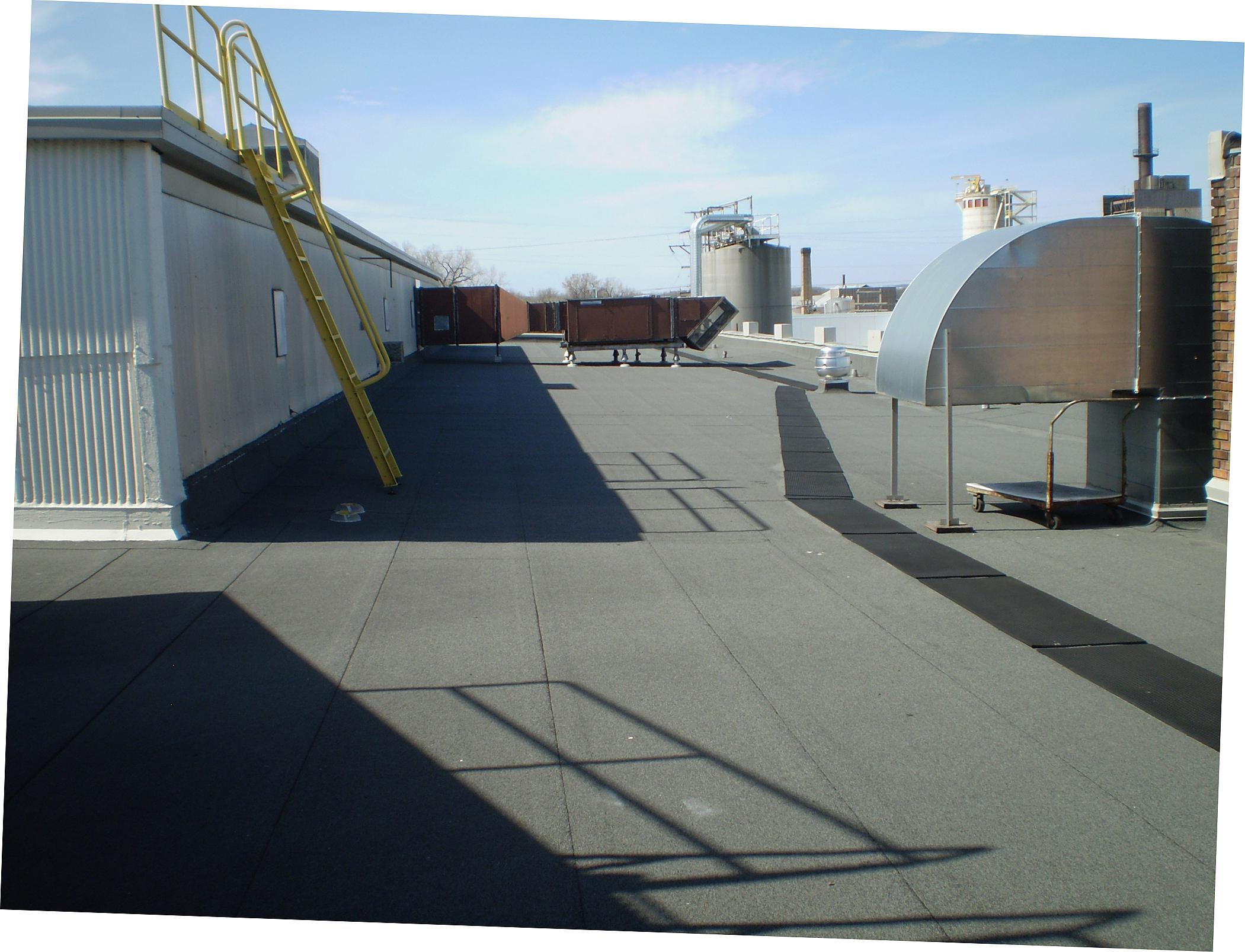 Covaris   Modified Bitumen